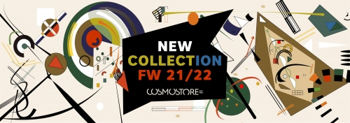 Новые коллекции осень-зима 2021|2022 в COSMO STORE