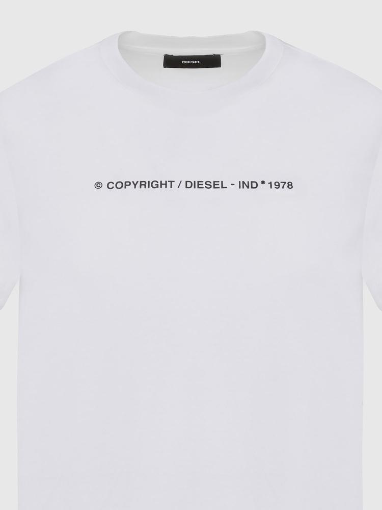 Футболка Diesel T-SILY-COPY