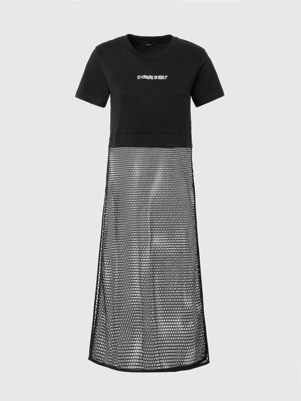 Платье Diesel BFOWT-BLOCKED