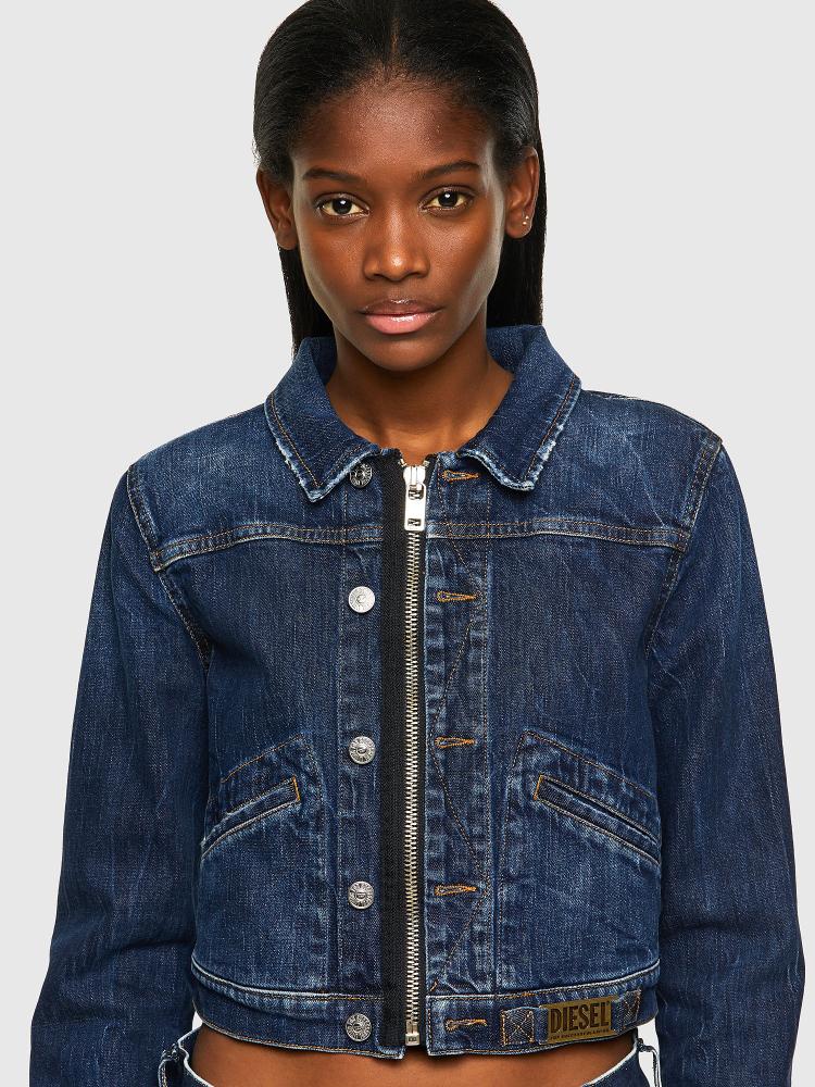 Куртка джинсовая Diesel DE-BLONDY