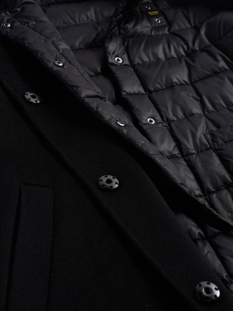 Пальто BLAUER с пуховиком внутри