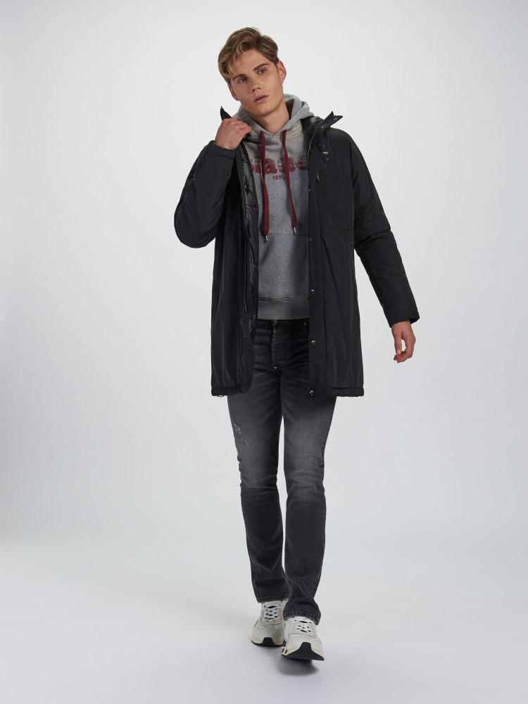 Куртка длинная BLAUER