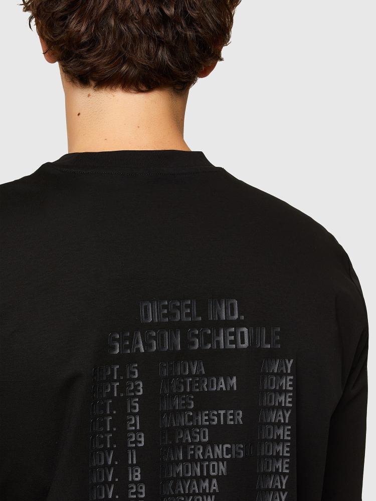 Футболка Diesel T-GORAN-A1