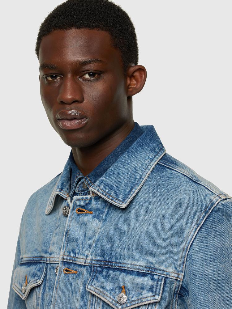 Куртка джинсовая Diesel NHILL-C1