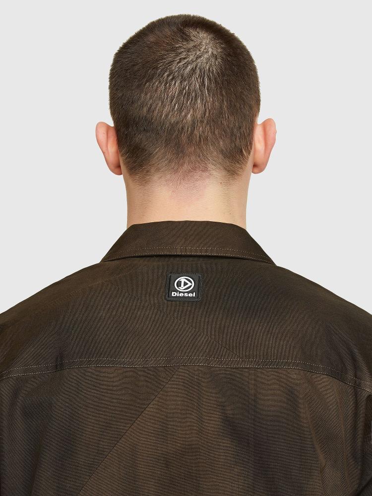 Рубашка Diesel S-GUNN-TIE