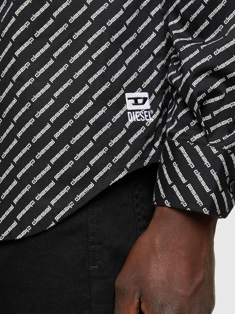 Рубашка Diesel S-RILEY-KA-B