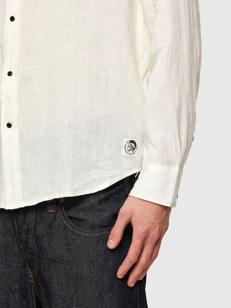 Рубашка Diesel S-EAST-LONG-LIN
