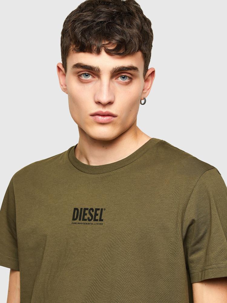 Футболка Diesel T-DIEGOS-SMALLOGO