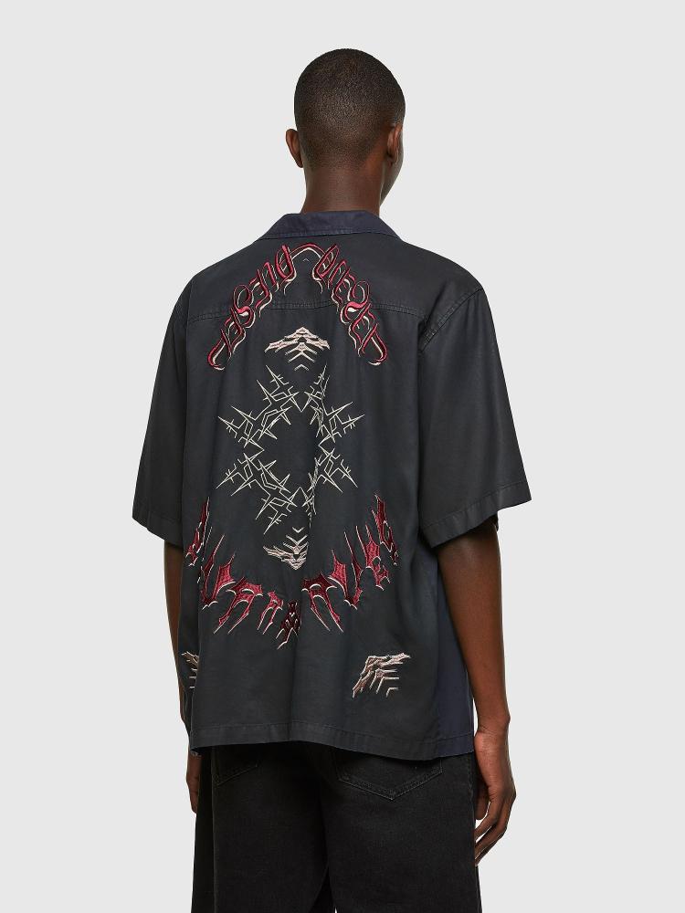 Рубашка Diesel D-MITCH-SP