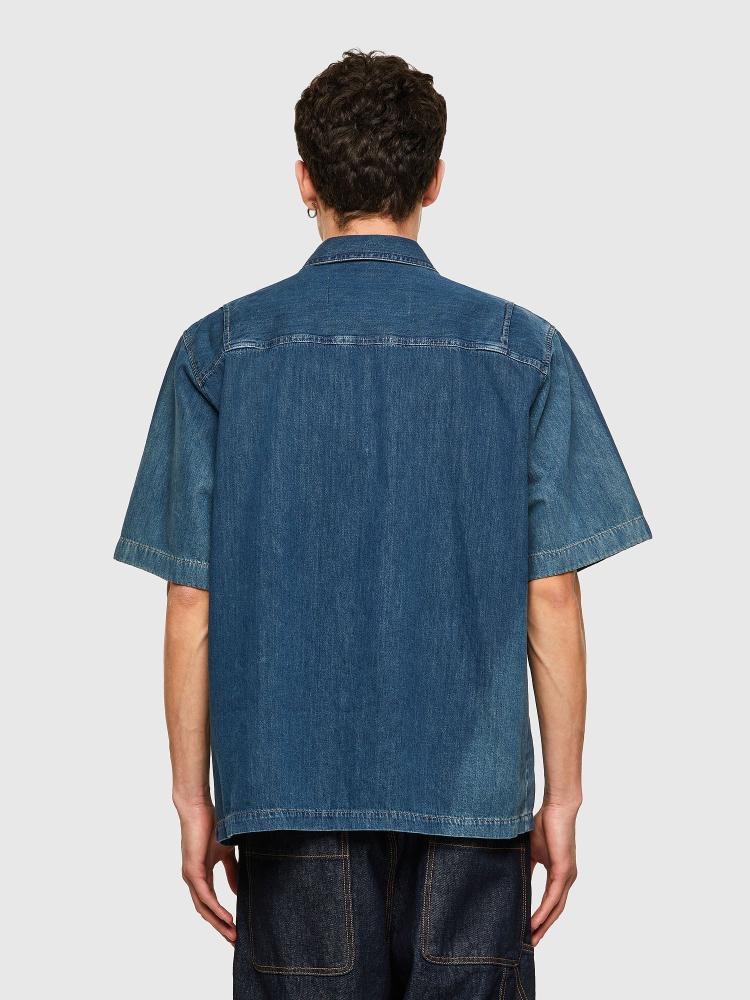Рубашка Diesel D-GUNN-SP