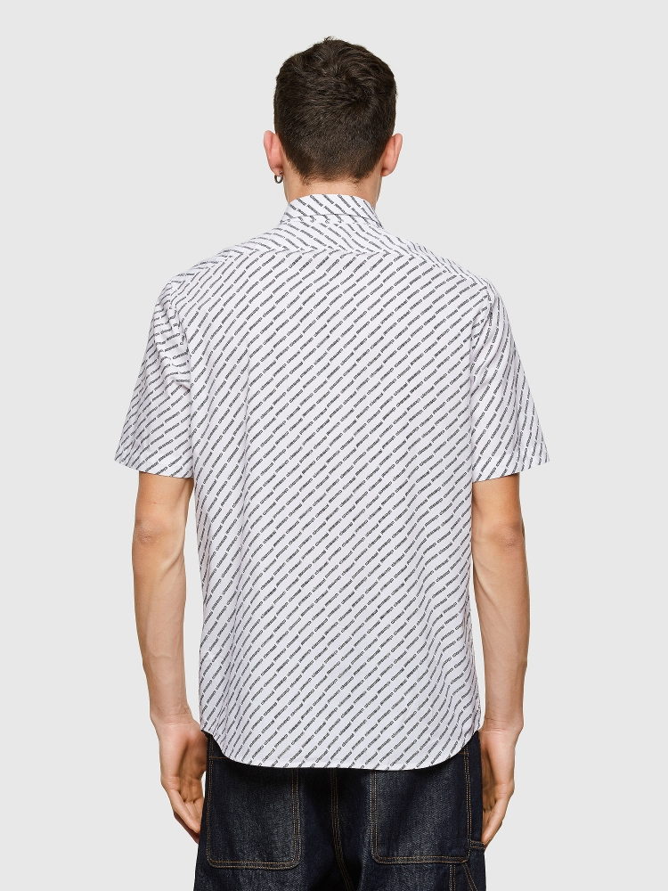 Рубашка Diesel S-RILEY-SHO-KA-C
