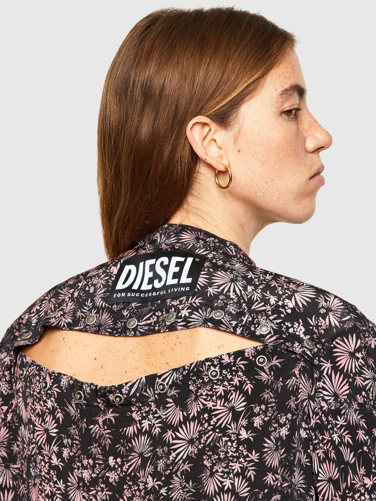 Платье Diesel D-SUPER-H-LONG