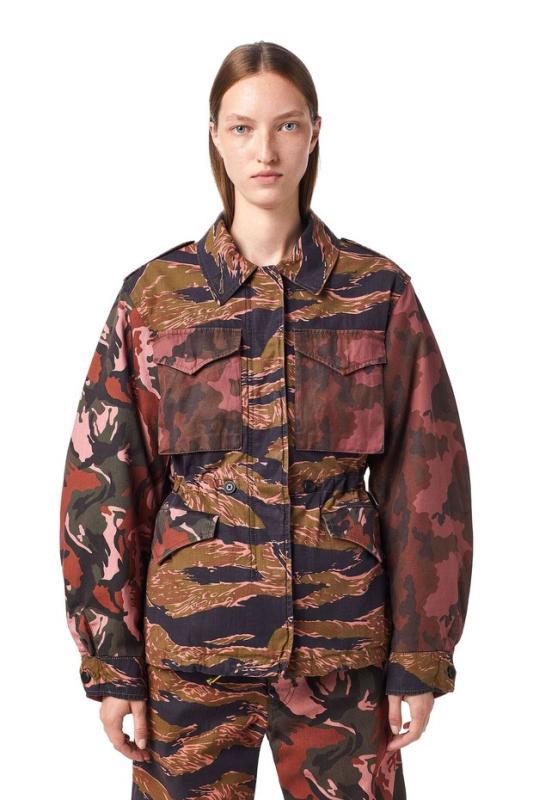 Куртка Diesel W-CLEA