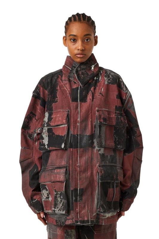 Куртка Diesel DE-EMME-SP