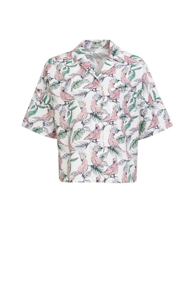Рубашка DRYKORN IMRE